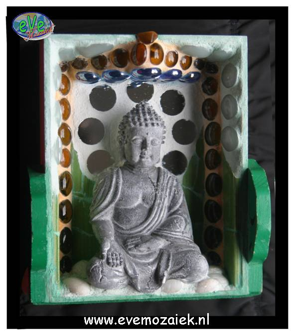 Boeddha in Prieel