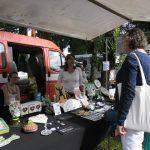 Creatief workshop kunst markt braderie evenement mozaïek