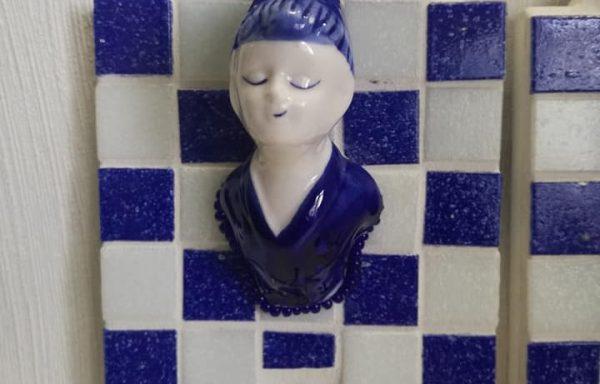 Jashaak Delfts Blauw Man
